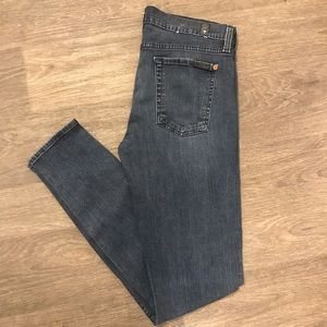 Women's 7 for all mankind the skinny jean